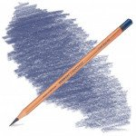 Oil Pencil Deep Blue Lightfast Derwent