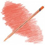 Oil Pencil  Flame Lightfast Derwent