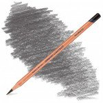 Oil Pencil Martian Black Lightfast Derwent