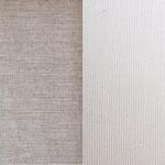 Primed Belgian Linen Canvas, 400 gr., Medium grain, Roll 2.10x10 m.