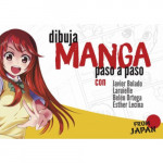 Step by Step Notebook, Draw Manga step by step, Talens (In Spanish)
