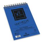 XL Mix Media Canson 300 gr, 14,8x21, Medium texture, block 15 s.
