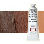 Oil Artists Winsor & Newton, Burnt Sienna, 37 ml.