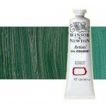Oil Artists Winsor & Newton, Dark Green Chromium Tone, 37 ml.