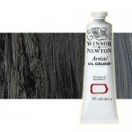 Oil Artists Winsor & Newton, Lamp Black, 37 ml.