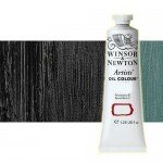 Oil Artists Winsor & Newton, Perileno Black, 37 ml.