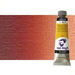 Van Gogh Oil Transparent Red Oxide, 60 ml.