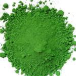Medium Green Pigment, Artist, 250 gr.