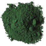 Deep Green Pigment, Artist, 250 gr.