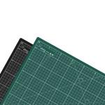 Professional cutting matt A4, double sided imprint, 5 layers