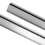 Nonslip Aluminum Ruler 80 cm -Art-
