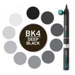 Chameleon Deep Black BK4 marker