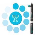 Chameleon Sky Blue BL3 marker