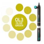 Chameleon Olive Green OL3 marker