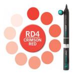 Chameleon Crimson Red RD4 marker
