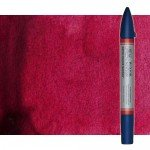 Watercolor Marker crimson alizarin hue Winsor & Newton doble brush point
