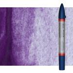 Watercolor Marker mauve Winsor & Newton doble brush point