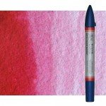 Watercolor Marker permanent pink Winsor & Newton doble brush point