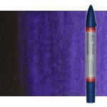 Watercolor Marker dioxazine violet Winsor & Newton doble brush point