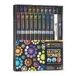 Luxe Marker Case Chameleon, 22 Colors