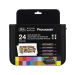 Marker Promarker Winsor & Newton, set 24 units - MIXED -