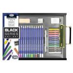 Art Set Drawing Black Series (36 pieces), Royal&Langnickel