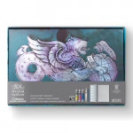 Gift Set Decorative Postcards Winsor & Newton