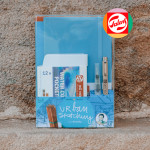 Urban Sketching Set, BLUE EDITION