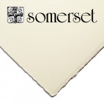 Somerset Velvet Soft White, 250 gr., 56x76 cm.