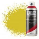 Liquitex Spray color medium yellow azo 0412, Liquitex acrílico, 400 ml.