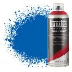 Liquitex Spray color blue ftalocianina (green color) 0316, Liquitex acrílico, 400 ml.
