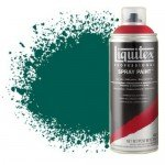 Liquitex Spray color emerald Green 0450, Liquitex acrílico, 400 ml.