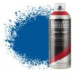 Liquitex Spray color Cerulean blue 0470, Liquitex acrílico, 400 ml.