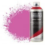Liquitex Spray color middle Magenta 0500, Liquitex acrílico, 400 ml.