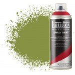Liquitex Spray color cadmium yellow light 1, 1159, Liquitex acrílico, 400 ml.