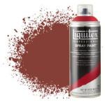 Pintura en Spray Rojo cadmio claro 2, 2510, Liquitex acrílico, 400 ml.