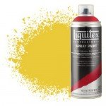 Liquitex Spray color dark yellow cadmium 5, 5163, Liquitex acrílico, 400 ml.