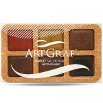 ART GRAF Tailor Shape Cork Box 6 colors