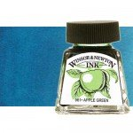Drawing Ink Blue, Winsor & Newton, 14 ml.