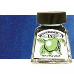 Drawing Ink Ultramarine Blue, Winsor & Newton, 14 ml.