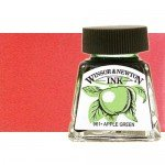 Drawing Ink Vermillion, Winsor & Newton, 14 ml.