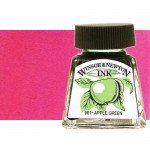 Drawing Ink Scarlet, Winsor & Newton, 14 ml.
