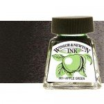 Drawing Ink, Black, Winsor & Newton, 14 ml.