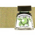 Drawing Ink Gold, Winsor & Newton, 14 ml.