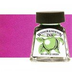 Drawing Ink Purple, Winsor & Newton, 14 ml.