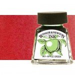Drawing Ink  Red Brick, Winsor & Newton, 14 ml.