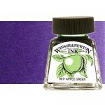 Drawing Ink Violet, Winsor & Newton, 14 ml.