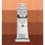 Charbonnel Aqua Wash Etching Inks, Burnt Sienna, 60 ml.