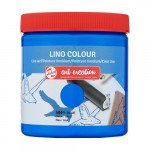 Lino Ink Blue Colour 5001, 250 ml. Artcreation