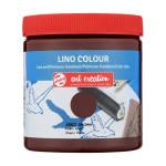 Lino Ink Brown Colour 4003, 250 ml. Artcreation